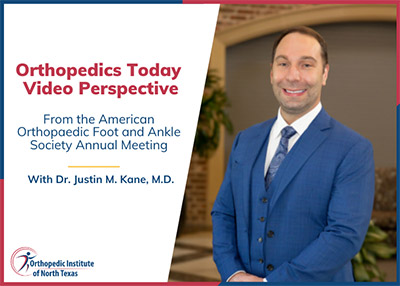 Good Outcomes Seen After Total Ankle Arthroplasty in Stiff Ankles